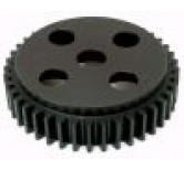 plastic gear milled 41 teeth
