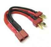 DEANS 2S BATTERY HARNESS FOR 2