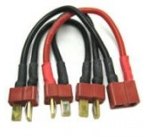DEANS 3S BATTERY HARNESS FOR 3