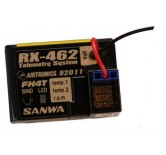 RX-462 Telemetry system Reciever for MT-4