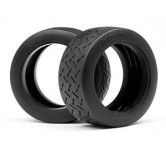 WR8 TARMAC TIRE D COMP (2.2__57X80MM_2PCS) WR8_USE