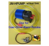 Pumpe til GAS_FUEL_KERO_SMOKE