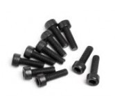 Cap Head Screw M3x10mm (10pcs)