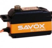 Savox Servo SC-1252MG Coreless Motor el touring si