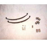 mounting set for driven Tamiya front axle