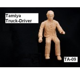 TA-09 - Tamiya Truck Driver.