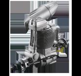 O.S. GF30 4-takt bensinmotor Med F-6040 potte