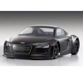 1:10 EP Fazer Audi R8 Matte Black VE
