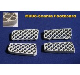 M008-S Scania Footboard