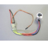 Leimbach Brushless-Motor with controller (0H995) 12V