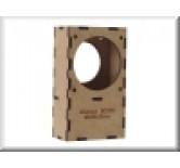 Box85 Servonaut speaker cabinet kit for Laut85 96x56x30mm