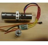 H102 Og Brusless motor med controller H995