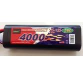 7.4v 4000mah LiPo 35C HARD BOX NEW