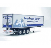 3-Axle Reefer semi trailer 1/14