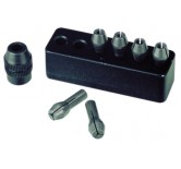 Spennhylser 6 stk. for micromot