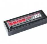 Carbon Pro 72000-100C-7,4V Lipo Battery-Tubes (314g)