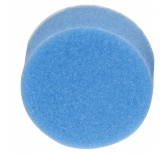 Polerings svamp (blå=moddels hard) 2 stk i pakken