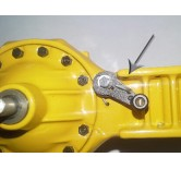 Lock set for axles, L250G