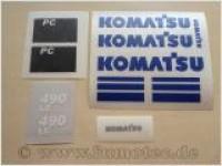 Aufklebersatz PC490-10