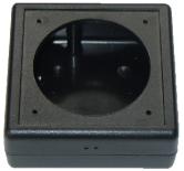 Plastic box LS-4-R-10W-50