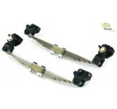 1/14 suspension for driven front aksel pair