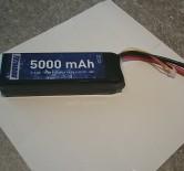 5000 mah  11,1 v  30 c XT60 plugg
