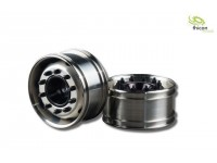 1:14 Euro rims stainless steel front wide