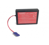 LI-Po Battery 1 cell 3,7V 1400 mah for MT-44