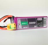 TopFuel LiPo 20C ECO-X 5000mAh 3S MTAG