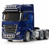Tamiya 56354 Mercedes-Benz Actros - 3363 6x4 GigaSpace Pearl Blu