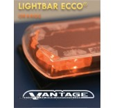ECCO Vantage lightbar orange