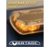 ECCO Vantage lightbar Yellow