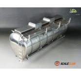 U 1:14 Tankaufbau V2A für Gliederzug ScaleClub