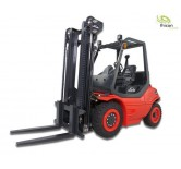 1:14 Forklift kit made of metal with hydraulics