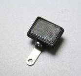 Rektangelsett med frontlys med LED-hvit tikonmodeller